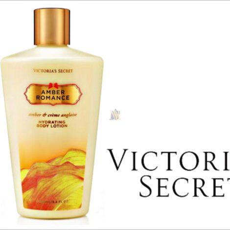 Sữa dưỡng hương nước hoa Amber Romance