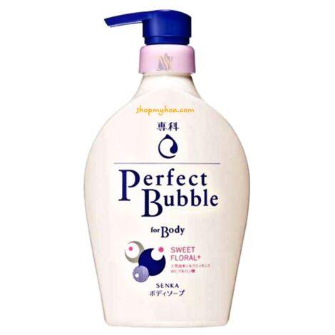 Sữa Tắm sáng mịn da SENKA PERFECT WHIP Sữa Tắm sáng mịn da SENKA PERFECT WHIP