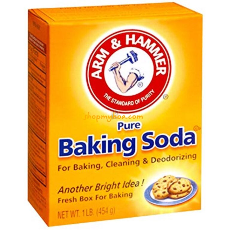 bột baking soda