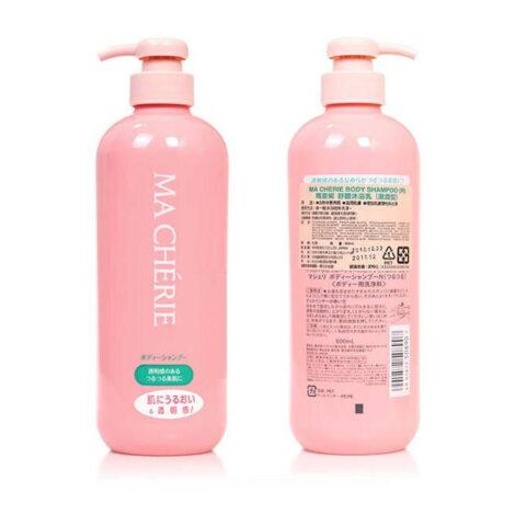 Sữa tắm mịn da hương nước hoa Sheshido Nhật Bản