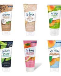 sữa rửa mặt St ives