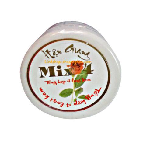 Kem dưỡng trắng da mix 4 Việt Nam