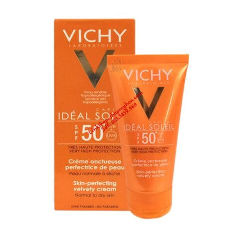 Kem chống nắng Vichy của Pháp [hàng xách tay chính hãng]