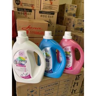 Nước giặt xả Cosco 3in1 malaysia