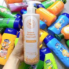 Sữa tắm gội toàn thân The Honest Company