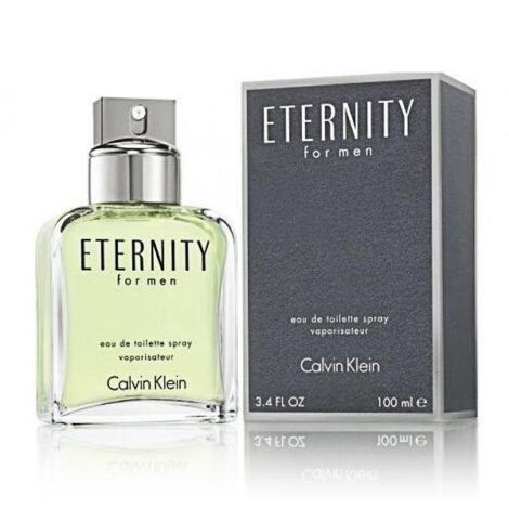 Nước hoa CK Eternity For Men Intense mini 15ml