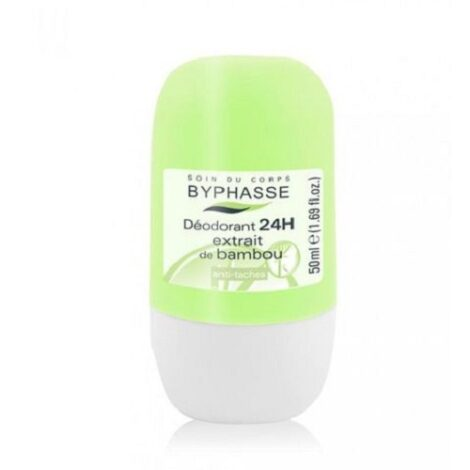 Lăn khử mùi dành cho nữ màu xanh lá Byphasse