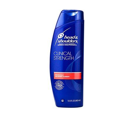 Dầu gội thuốc đặc trị gàu Head & Shoulder Clinical Strength shampoo