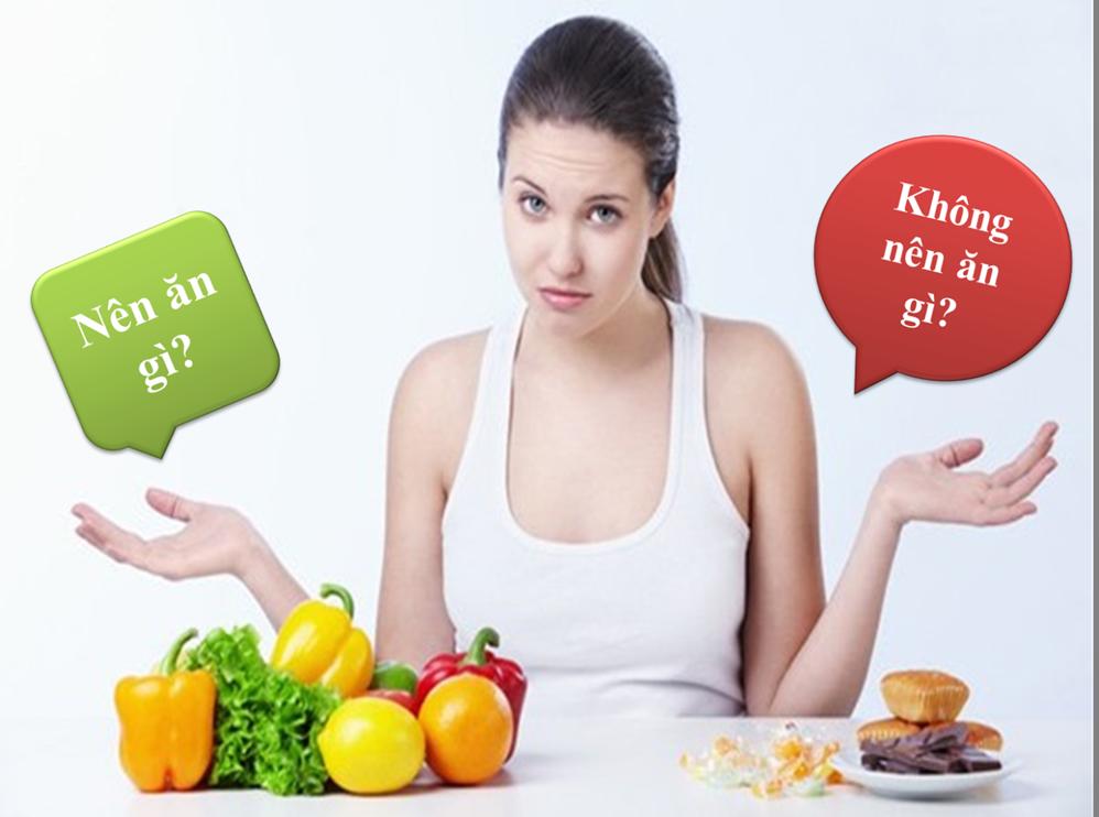 """Sự thật kinh hoàng """"chế độ ăn uống ảnh hưởng đến mụn"""" như thế nào?"""