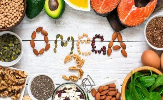 omega3 tốt cho da mụn