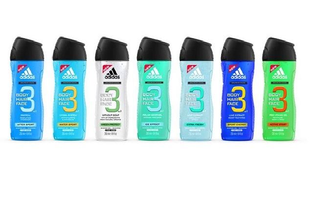 sữa tắm gội cho nam Adidas Champions League 400ml