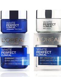 kem dưỡng trị nám, dưỡng trắng da L'Oreal White Perfect Clinical 50ml