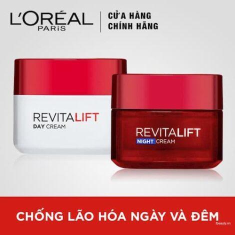 KEM-LOREAL CHONG -LAO -HOA -BAN -NGAY